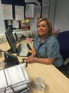 Debra Ward - Admin Assistant