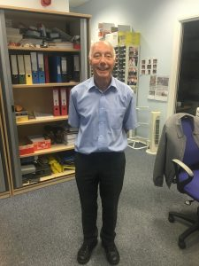 Gordon Smith - Admin & Accounts Officer
