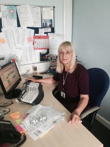 Linda Cardy - Care Supervisor