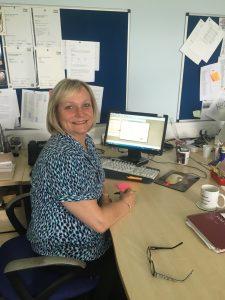 Marjorie Brough - Deputy Manager & Care Co-ordinator