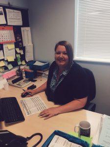 Melanie Robertson - Wages Clerk